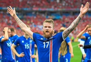#IcelandSmited: Aron Gunnarsson Undergoes Surgery As World Cup Approaches