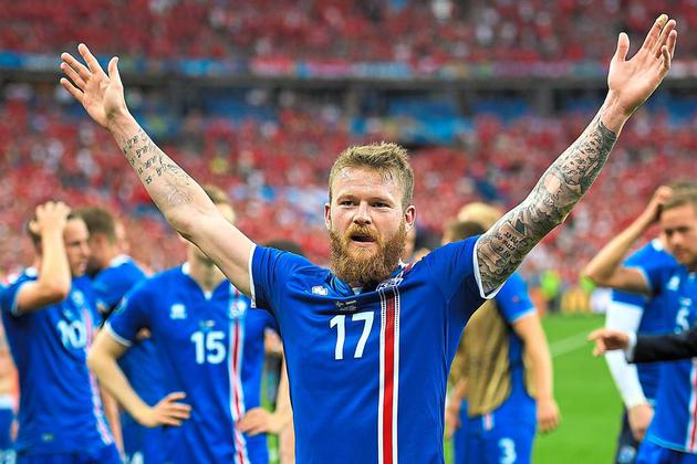 #IcelandSmites: Captain Aron Gunnarsson Breaks Welsh Hearts, Moves To Qatar