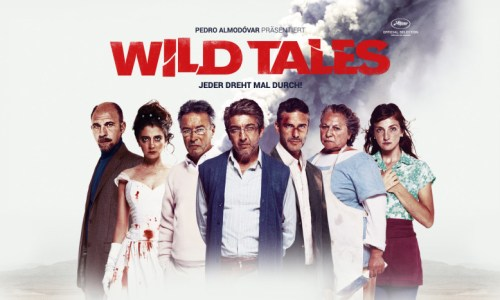 Critics On A Plane And Other Tales of Mayhem and Murder: Wild Tales Is Great