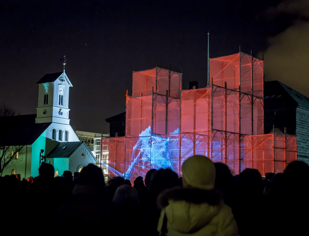 Ongoing Now: Winter Lights Festival