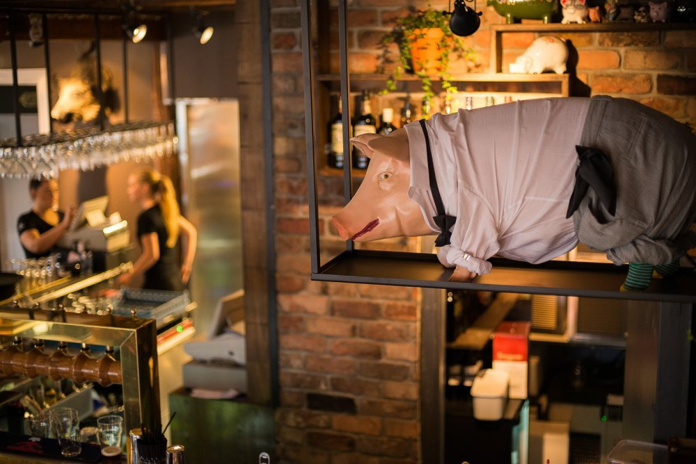 Reykjavík's Newest Gastropub, Sæta Svínið, Just Opened
