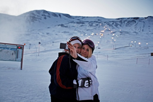 Iceland's Winter-Sports Capital
