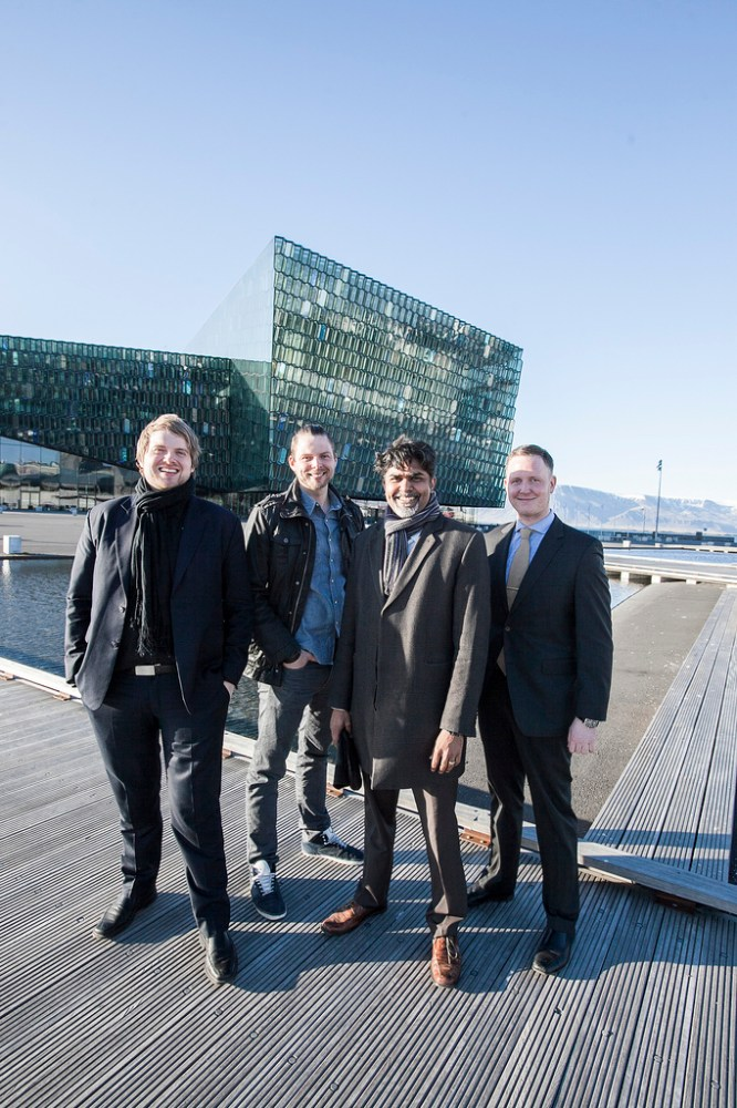 Entrepreneurs: Iceland's New Rock Stars?