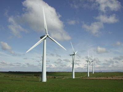 "Wind Power ""Realistic Goal"""