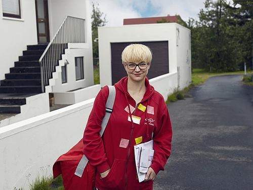 Going Postal In Reykjavík