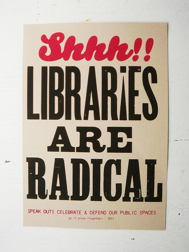 Radical Library As A Community Project