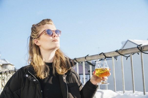summertime drinking holes in Reykjavík