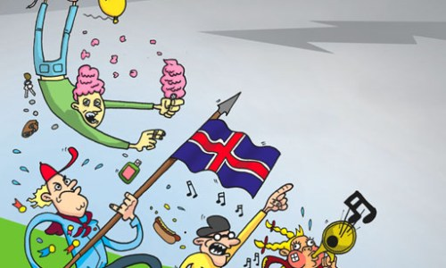 Today Is Iceland's Independence Day