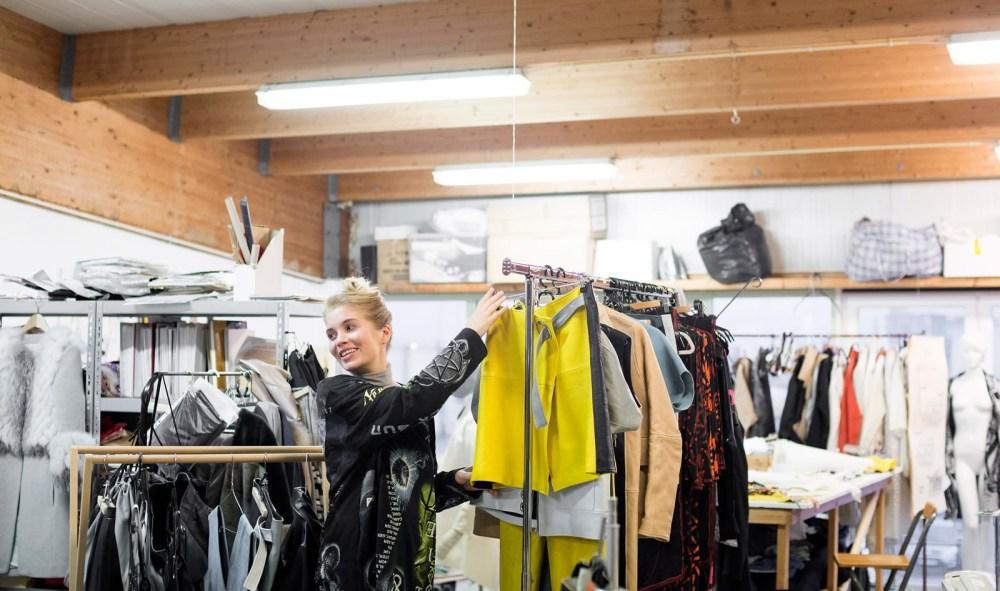 Artist Talk: Designer Ágústa Sveinsdóttir