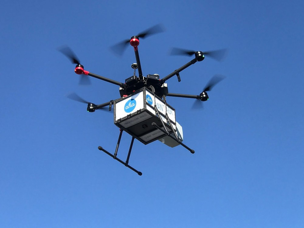Pizza In the Sky: World's First Drone Delivery Service Arrives In Iceland