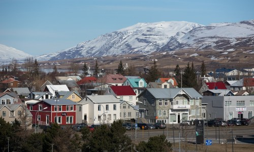 First Flights Between Keflavík & Akureyri Cancelled Due To Weather
