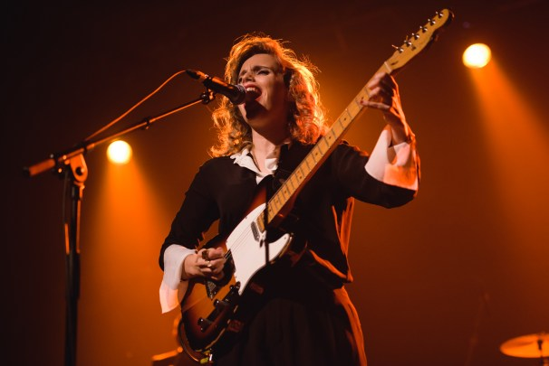 Anna Calvi In Concert - Iceland Airwaves Music Festival 2014