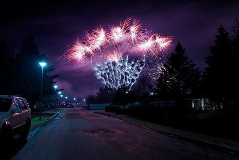 The Fireworks Extravaganza