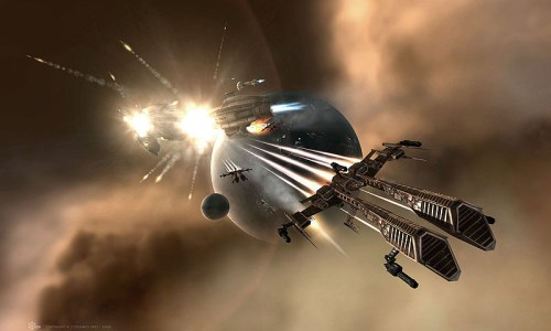 Amid Social Distancing, Many Players Return To EVE Online