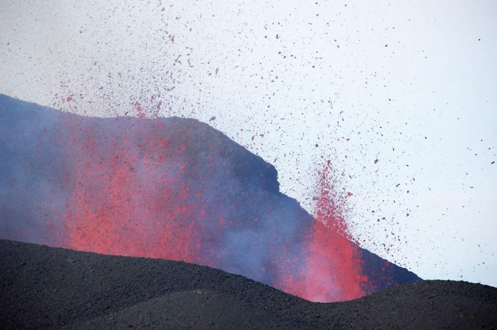 Farewell Fimmvörðuháls Eruption