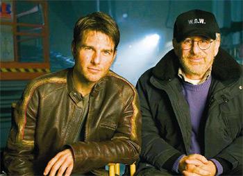 Spielberg Gets Subversive
