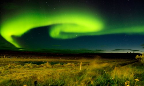 Twin Solar Storms = Northern Lights Galore!