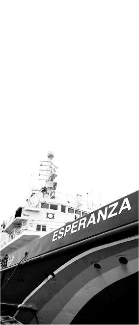 Here comes Esperanza