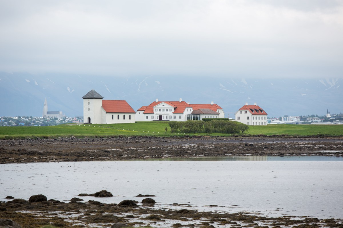 The Closed Doors Of Bessastaðir, The Presidential Residence