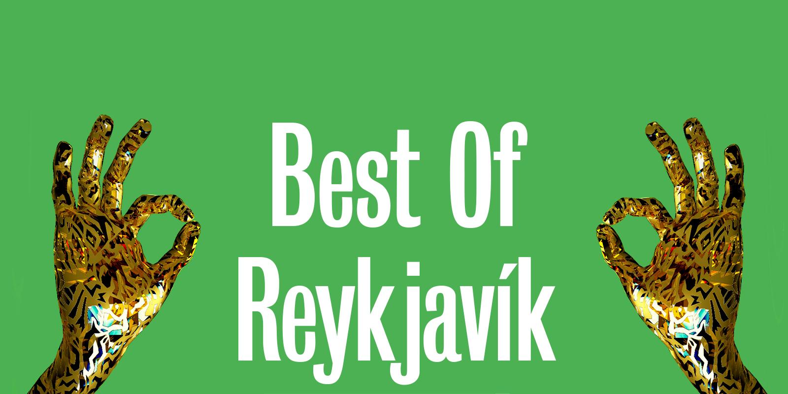 2015 Best Of Reykjavík - The Reykjavik Grapevine