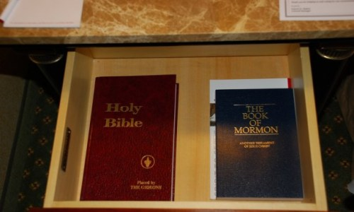 Gideons Prevented From Giving Bibles To Children