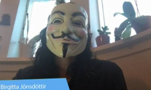 Pirate Party MP Convinced Anonymous To Stop Iceland Attacks