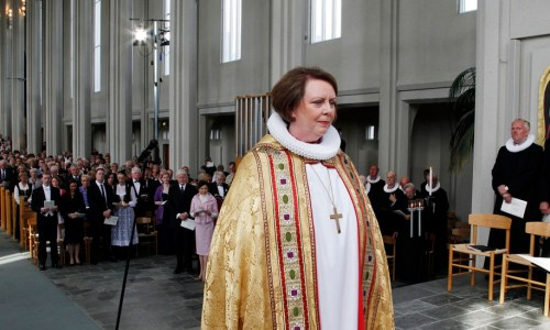"Bishop: ""Unnatural"" For President To Not Be In National Church"