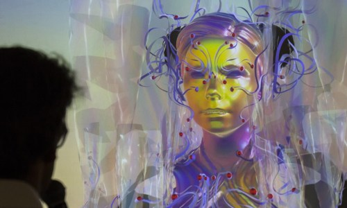 Björk Digital Exhibit Launched With Virtual Reality Press Conference