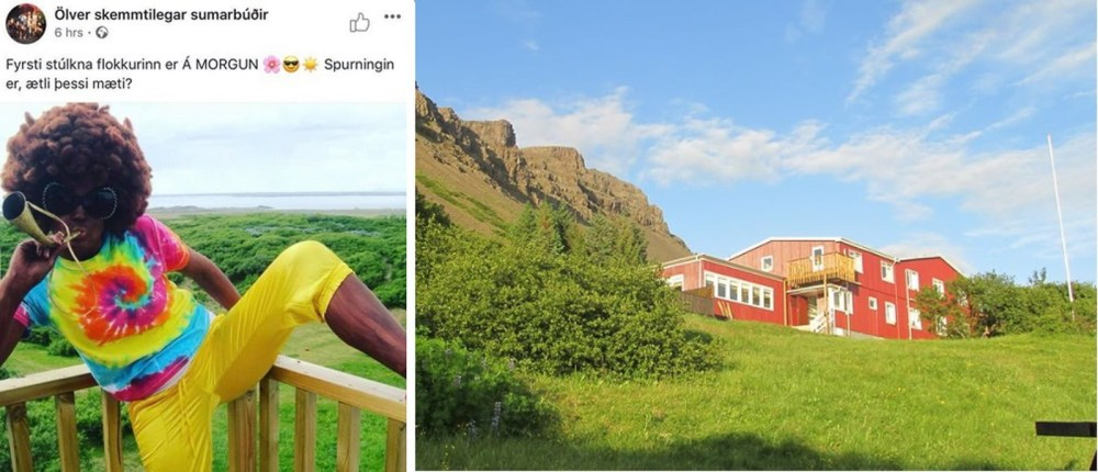 But It's All In Good Fun!  Iceland's Troubling Summer Of Blackface Raises Concern