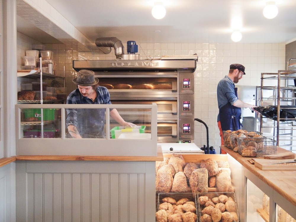 Brauð & Co: 101's New Bakery