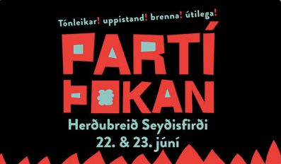 PARTÍÞOKAN: WIN A FREE TRIP, FOOD AND ACCOMMODATION!