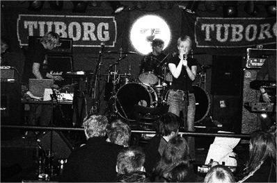 Ian Curtis Tribute NightMay 19 Gaukur á Stöng