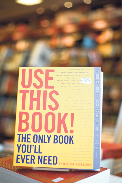 Use This Book!