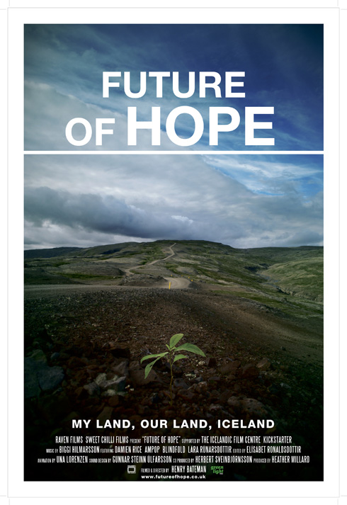 'Future of Hope' Returns To Iceland