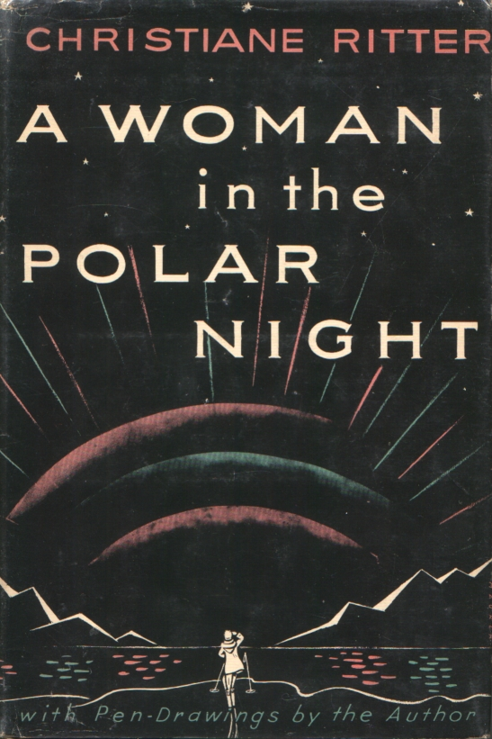 Svalbard – A Woman in the Polar Night