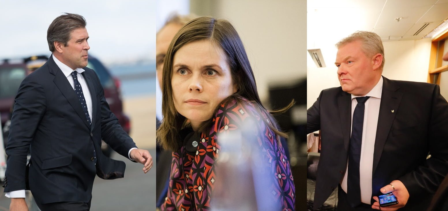 Elections '17: Iceland's Next Coalition Government Is In The Cards