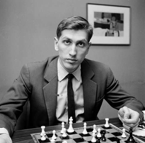 Waiting For Bobby Fischer