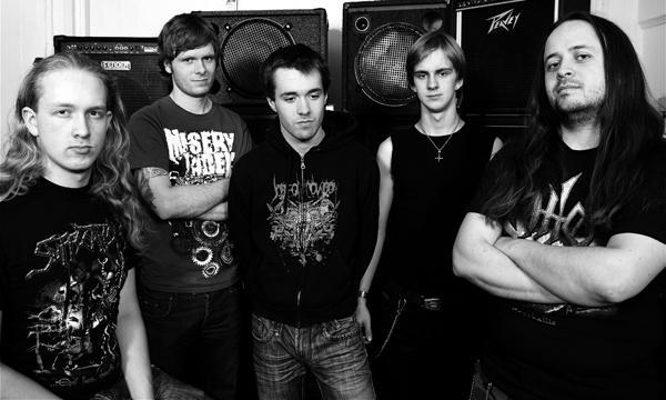 Beneath winner of Wacken Metal Battle in Iceland.
