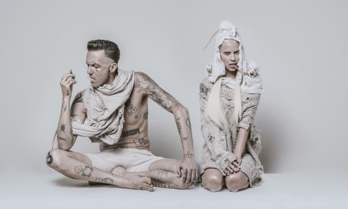 DIE ANTWOORD IS COMING TO ICELAND!