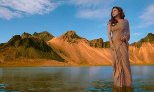 Dilwale Music Video Filmed In Iceland Now Released
