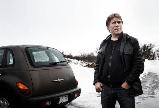 Scenes from the Road: Einar Kárason