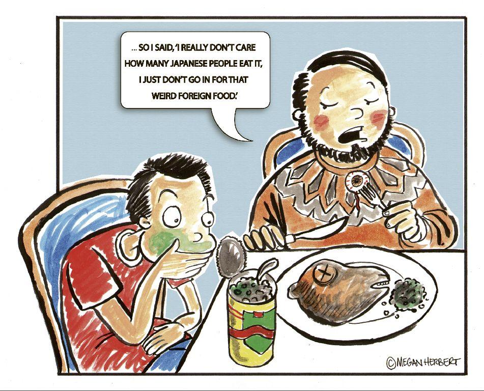 How Icelanders Eat
