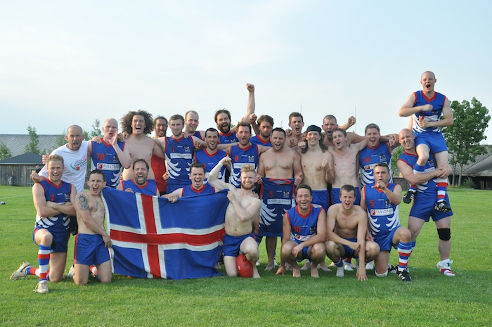 Icelanders, Stop Fucking With Football!