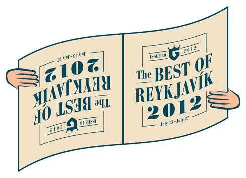 BEST OF REYKJAVlK IS HERE AGAIN