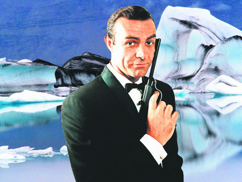 Iceland's Greatest Spy: The Real James Bond