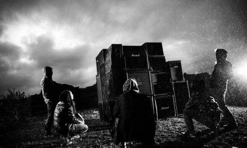 More Amplifiers Than Band Members: The Powerful Doom Metal Of Morpholith