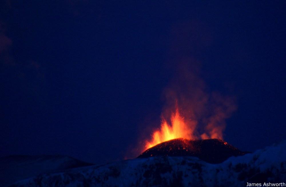 Breaking Volcano News!