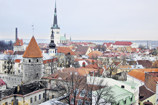 An Eclectic Visit to the Lapland & Tallinn