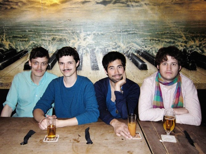 Efterklang: You Know You Want To