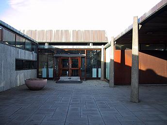 Kjarvalsstaðir (Reykjavik Art Museum)